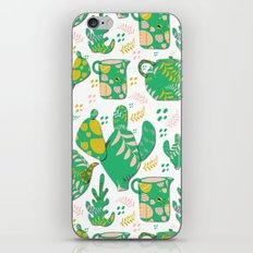Romance of the teapot iPhone & iPod Skin