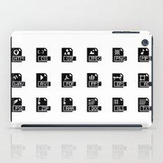 Icons iPad Case