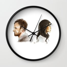 elementary: better half [2] Wall Clock
