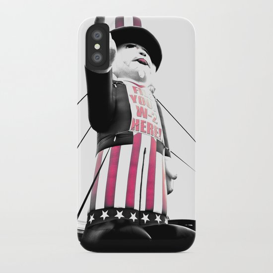 The Great Leader iPhone Case