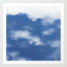 Sky 1 Art Print