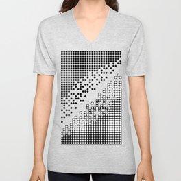 this design killed me Unisex V-Neck