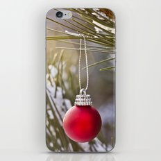 Christmas is here iPhone & iPod Skin