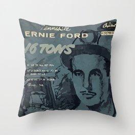 TOONS VINTAGE Throw Pillow