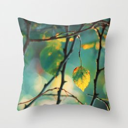 Son of the Forest Throw Pillow