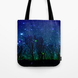 shining stars Tote Bag