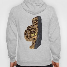 Night tiger Hoody