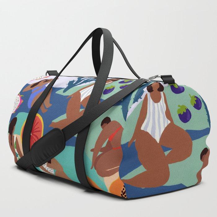 Fruity_Bay_Duffle_Bag_by_Helo_Birdie__SET_OF_3