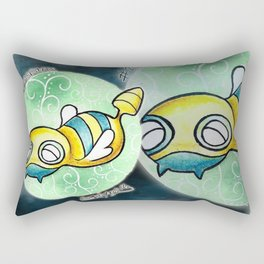 206-dunsparce Rectangular Pillow