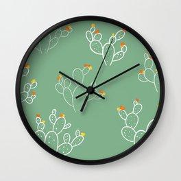 Extra Nopal Wall Clock