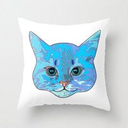 InfiniteKitten Throw Pillow