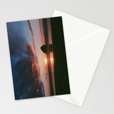 Pacific City Sunset Stationery Cards
