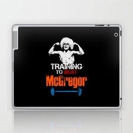 Khabib Nurmagomedov - Training to beat McGregor Laptop & iPad Skin
