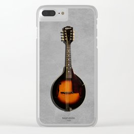 The 1943 Mandolin Clear iPhone Case