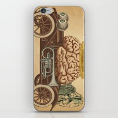 Intelligent Car iPhone & iPod Skin