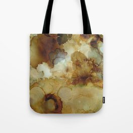 NEW Alcohol Ink 'The Storybook Series: The Little Match Girl' Tote Bag