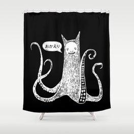Okaeri Shower Curtain
