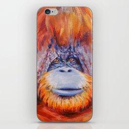 Chantek the Great iPhone Skin