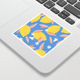 Lemons Sticker
