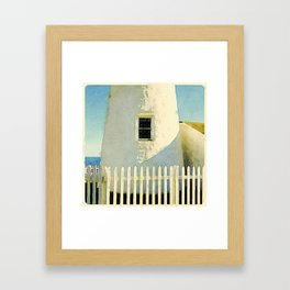 Pemaquid Lighthouse Framed Art Print