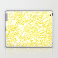 Daisy Daisy - Golden Sunshine Laptop & iPad Skin