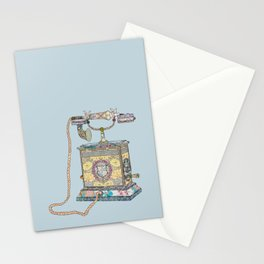 waiting for your call since 1896 Stationery Cards