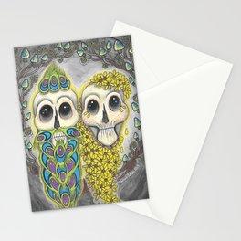 Summer Love Skullies Stationery Cards