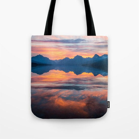 Until Daybreak Comes Tote Bag