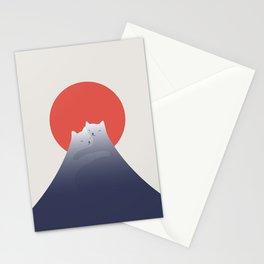 Cat Landscape 98 Stationery Cards