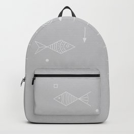 two fishes Backpack