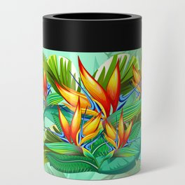 Bird of Paradise Flower Exotic Nature Can Cooler