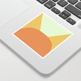 Deyoung Orange Sticker