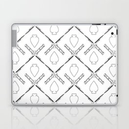Playing with Knives V2 Laptop & iPad Skin