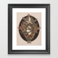 Botanica Framed Art Print