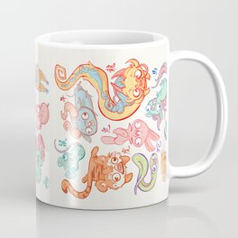 Chinese Animals of the Year Coffee Mug
