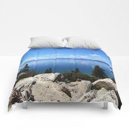 Lake Tahoe, Nevada Comforters