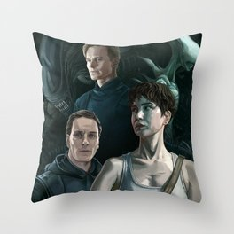 Covenant Throw Pillow