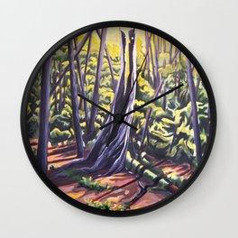 Last of the Light Wall Clock