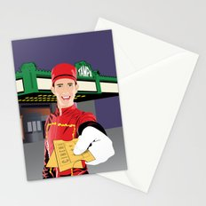 Tampa Theater Movie Usher Stationery Cards