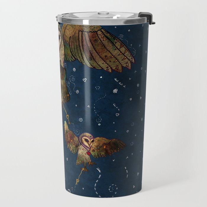 Healers Of Light Travel Mug