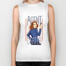 Agent Carter Biker Tank