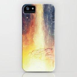Interestellar iPhone Case
