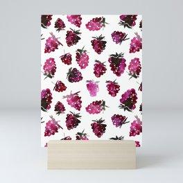 Blackberries Mini Art Print
