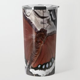 Cloak of Mourning Butterfly Travel Mug