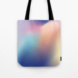Gradient flow Tote Bag