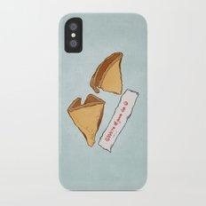FORTUNE Slim Case iPhone X
