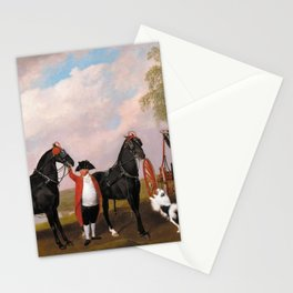 George Stubbs - The Prince of Wales's Phaeton Stationery Cards