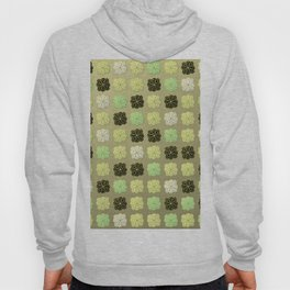 Modern Lotus - Golden Mint Hoody