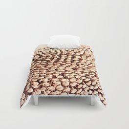 Oxidized Landscape Pink Comforters