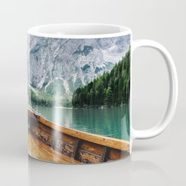 Wanderlust: Taking the Sustainable Route Coffee Mug